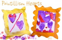 Valentine's Day Heart Project