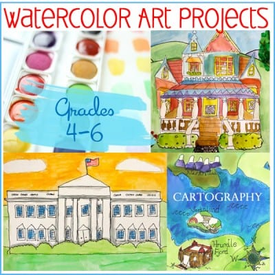 WaterColor-Art-Projects
