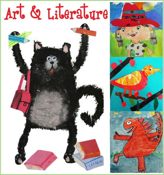 Arts Literature: New Art Teacher & Home-School Starter Kit