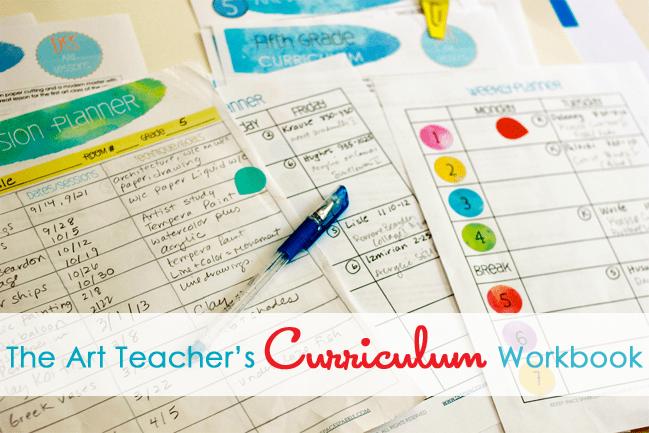 art-curriculum-guide