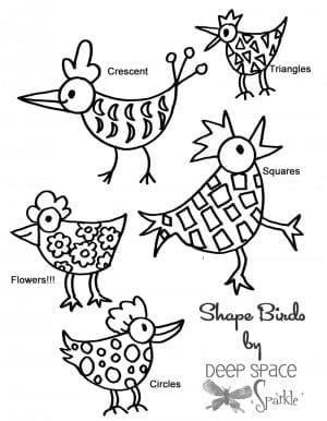 Shape-Bird-Handout