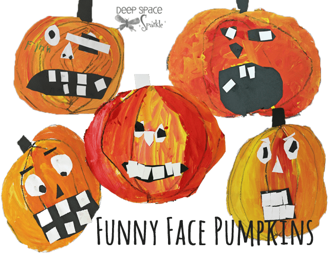 Pumpkin-Art-project-for-kinders