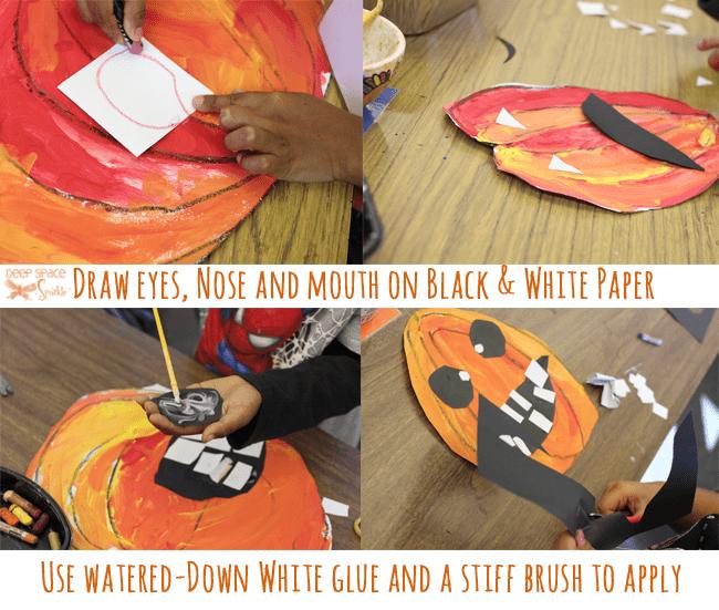 Pumpkin-Art-project