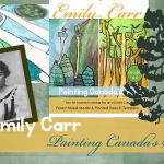 Paint like Emily Carr