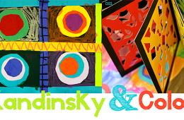 Kandinsky and the Rainbow Art Project