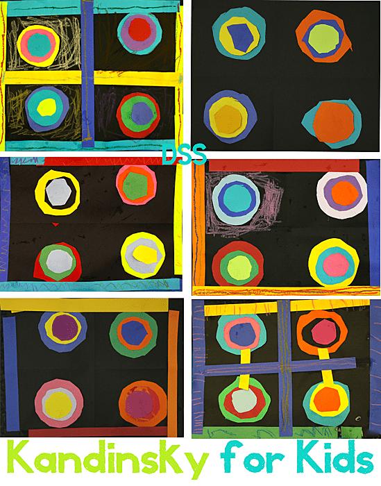 Kandinsky-art-lesson-for-kids