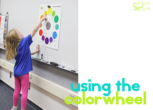 Using-the-Color-wheel-in-theartroom