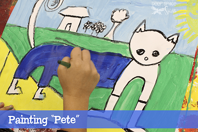 painting-Pete-the-Cat