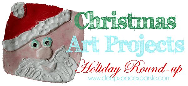 A collection of kids Christmas art and craft projects from my favorite bloggers.