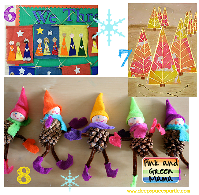 art and craft ideas for christmas projects up space sparkle 7395