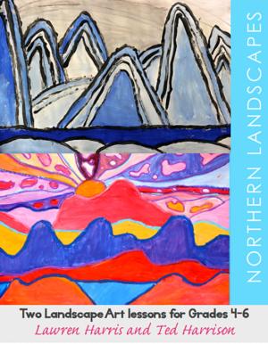 Northern-Landscapes-Art-lesson