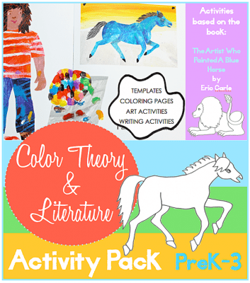 Activity Pack: Color Theory and Literature