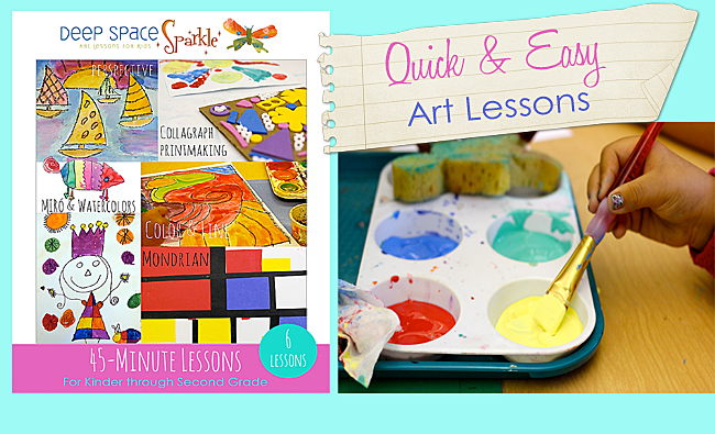 Easy-art-lessons-in-under-45-minutes