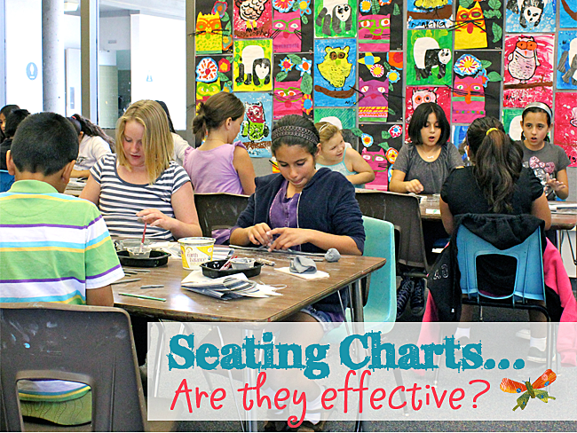 Seating-charts-in-the-art-room