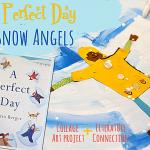 Snow-Angel-Art-Lesson