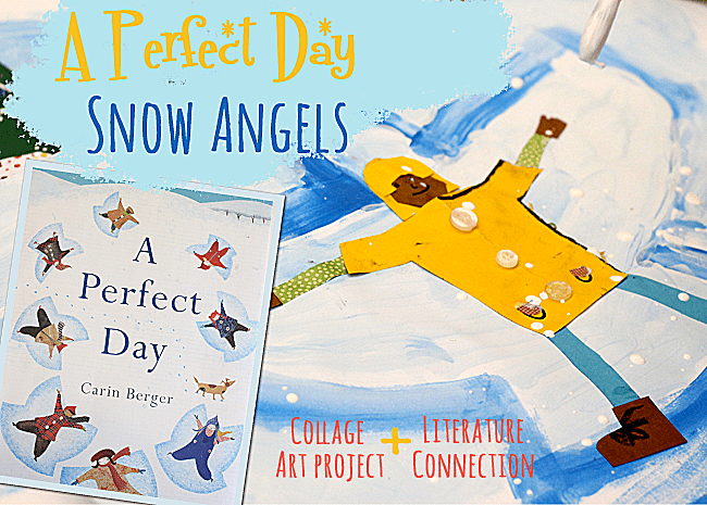 Snow-Angel-Art-Lesson