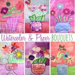 Watercolor-Bouquet