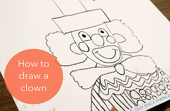 How-to-Draw-a-Clown