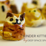 How to make pinch pot animals with little ones by Deep Space Sparkle