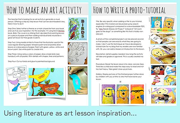 art-lesson-inspiration-SCBWI-presentation