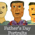 Father's Day Portrait Project