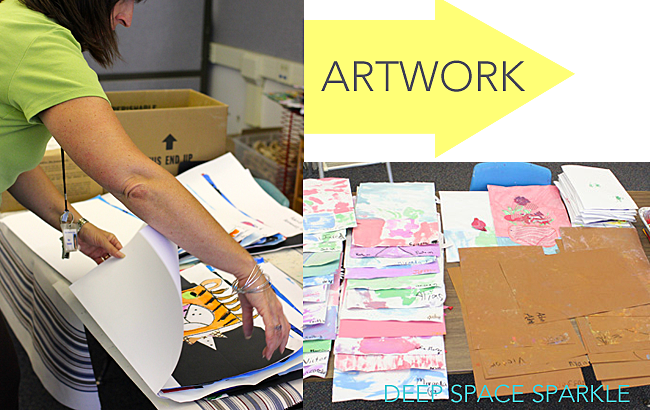 organizing-artwork