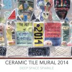 Kimmy-Cantrell-Inspired ceramic tile mural