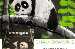 Chengdu: Panda Bear Art Project