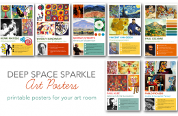 Art Posters from DSS