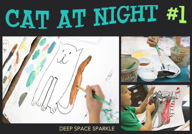Cat-at-Night-project-one