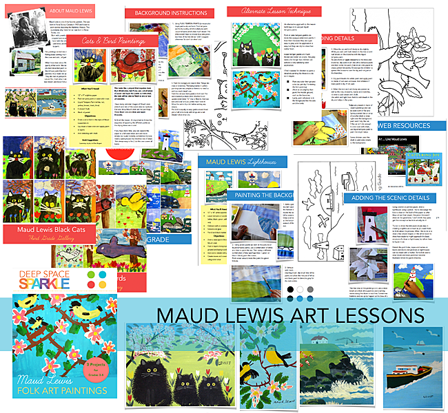 Maud-lewis-Art-projects