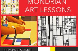 Piet Mondrian Art Lessons