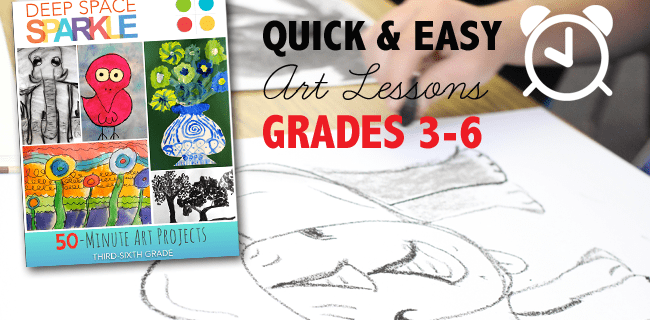 Quick & Easy Art Lesson Pack
