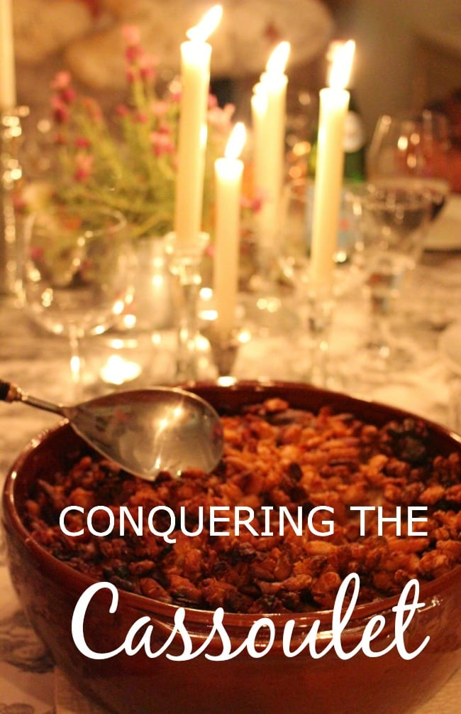 conquering the cassoulet