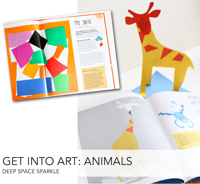 Get into Art: great art books that your kids will love