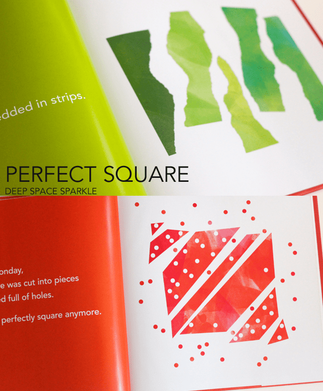 Perfect Square: great art books that your kids will love