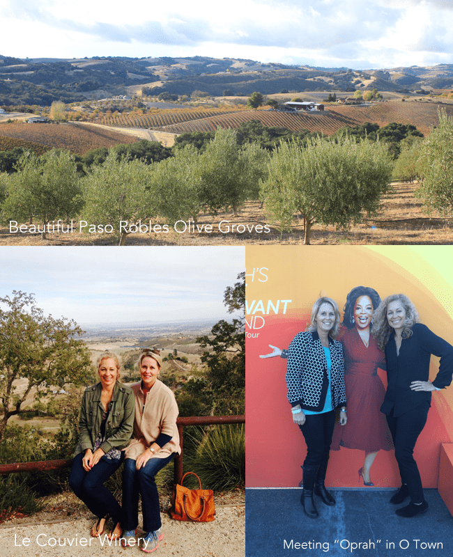 My experience at Oprah's The Life You Want event