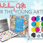 Deep Space Sparkle's collection of holiday gift reccommendations for the young artist