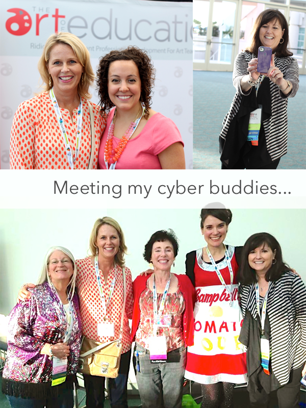 What the NAEA 2014 Convention was like for a first time attendee