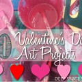 10 Valentine's Day Art projects and resources