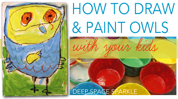 Kindergarten Art Lessons Archives - Deep Space Sparkle