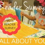 2015 Deep Space Sparkle Reader Survey