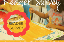 All About You: Reader Survey (closed)