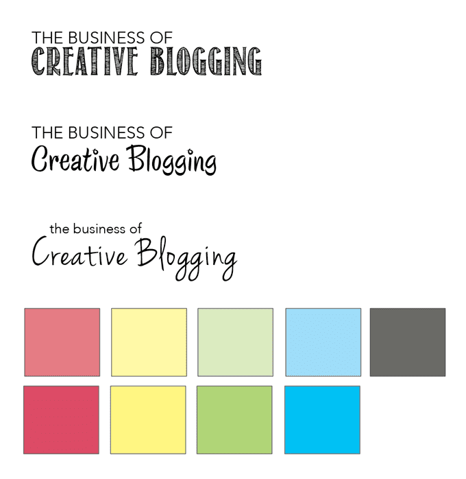 Photo and editing tips for your blog plus a free Branding Guide and Post Checklist
