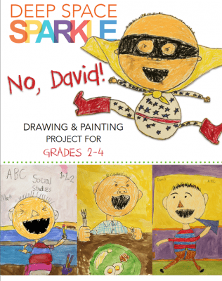 No, David! Art Project from DSS