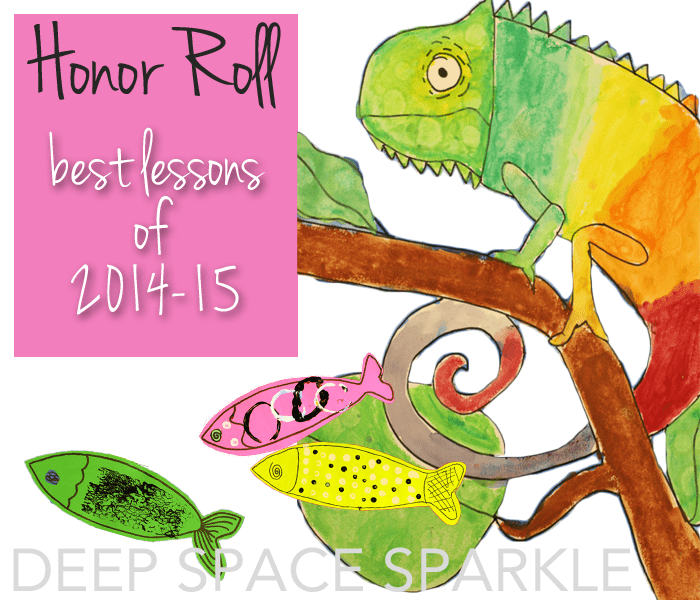 The years best & worst art lessons for 2014-15 from Deep Space Sparkle