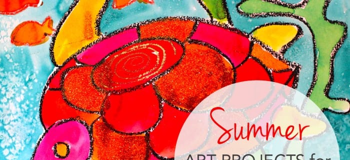 How to Host a Summer Art Camp for Kids-Part 2