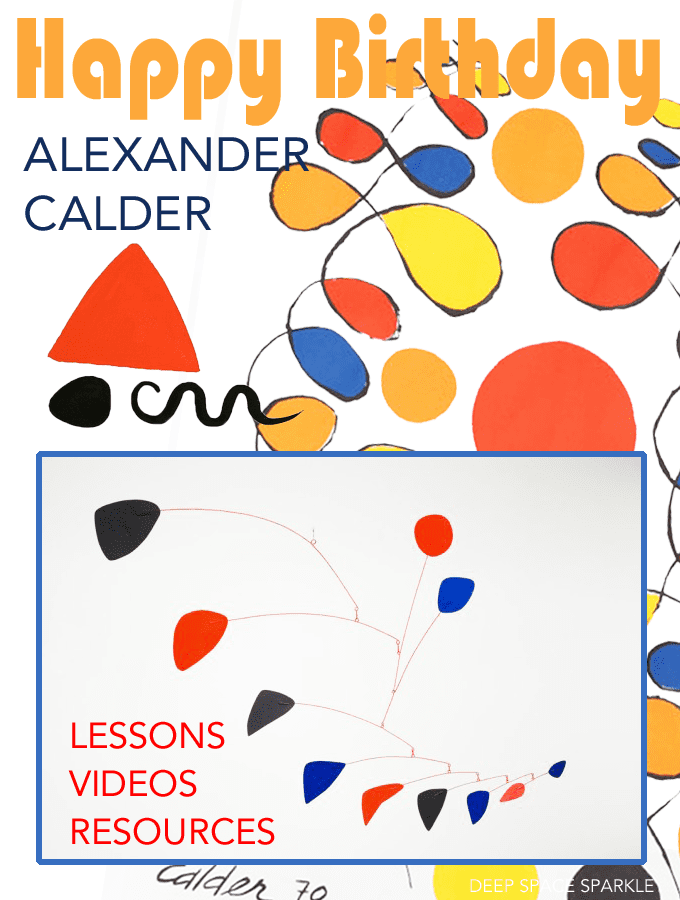 Happy Birthday Alexander Calder!