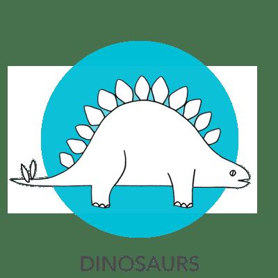 dinosuar-drawings