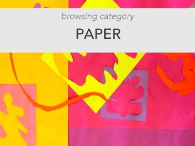 supplies-paper